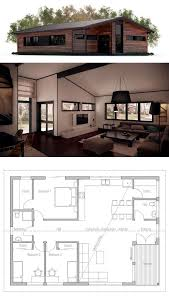 Small Modern House Plans One Floor 98 Best House Floorplans Images On Pinterest Architecture