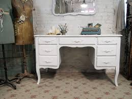 most beautiful white shabby chic desks home decor u0026 furniture