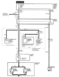 horn wiring diagram with relay gm horn relay wiring diagram