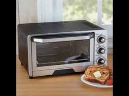 Best Toaster Oven Broiler Best Classic Toaster Oven Broiler Cuisinart Tob 40 Reviews Youtube