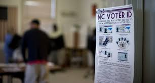 Power Of Attorney North Carolina Form by How Republicans In North Carolina Created A U0027monster U0027 Voter Id Law