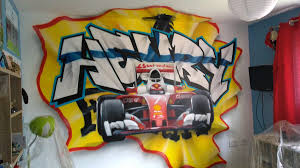 100 ferrari wall mural did you know march is national ferrari wall mural mural life graffiti russ twitter