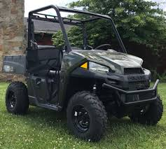 polaris ranger used 2017 polaris ranger 570 utility vehicles in cambridge oh