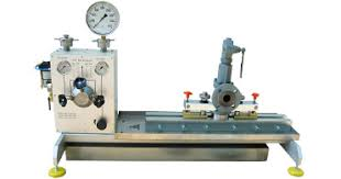 Relief Valve Test Bench Blupax Testing Equipment