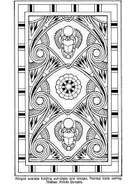 109 coloring pages print egypt images