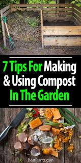 What Type Of Soil To Use For Vegetable Garden 7 Tips For Making And Using Compost In The Garden