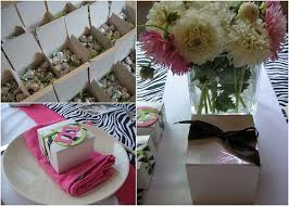 zebra print baby shower1 year birthday party locations celebrations baby shower 1 of 2 prost to the host