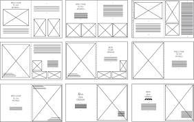 sophie wilson design practice indesign layouts vectored