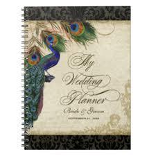 Wedding Planning Journal Wedding Planner Notebooks U0026 Journals Zazzle Co Uk