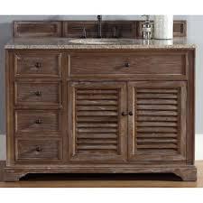 Savannah Vanity James Martin Furniture Savannah 36 Inch Driftwood Single Vanity