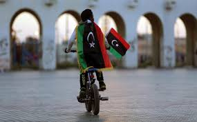 Libyas Flag Does The Road To Stability In Libya Pass Through Cairo