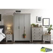 lancaster 4 piece set grey gx lan4pcgry bedroom set 4