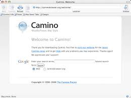 camino browser web browsers i known 1994 2012