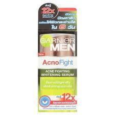 Garnier Acno Fight Whitening Serum garnier acno flight acne fighting whitening serum