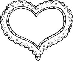 heart coloring pages bestofcoloring com