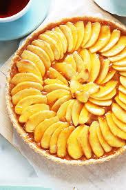 recettes de cuisine facile et rapide tarte aux pommes avec compote recette facile rapide cuisine culinaire
