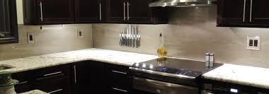 kitchen with glass backsplash glass backsplashes for kitchens jannamo com