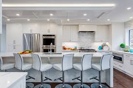 sleek and sophisticated renovation kon strux developments inc