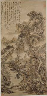 si鑒e t駘騅ision northern song dynasty temple amid clearing peaks li cheng c 919
