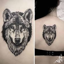 wolf back best ideas gallery