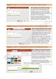 powerpoint design zuweisen microsoft powerpoint 2016 grundkurs informatik itg