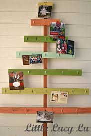 christmas card display holder 9 clutter free ways to display cards eatwell101