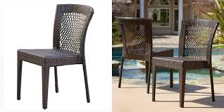 Trully Outdoor Wicker Swing Chair by 25 Best Patio Chairs To Buy Right Now