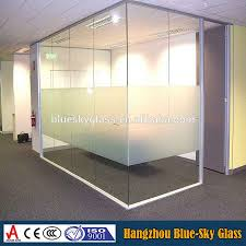 office partition glass wall office partition glass wall suppliers