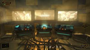 Ex Machina Ending Was Just Playing Deus Ex Human Revolution And Found This Look A