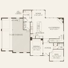 Pulte Homes Floor Plans by Crawford New Home Plan Hudson Oh Pulte Homes New Home