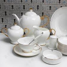 dinnerware sets bone china tableware tableware coverall