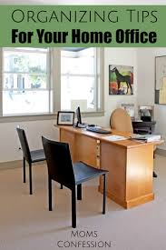 organizing tips for your home office