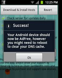 adfree android make your rooted android device ad free