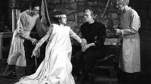 of frankenstein wedding dress the ingrid pitt column til us do part den of