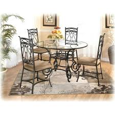 ashley furniture glass top coffee table ashley furniture dining tables enchanting furniture dining table set
