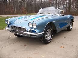 corvette project bangshift com this custom 1961 chevrolet corvette would