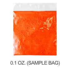 crafters choice bath bomb orange powder color wholesale