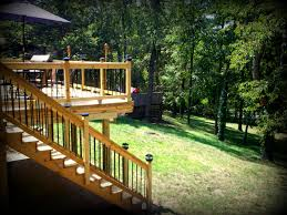 st louis deck contractors wood deck ideas st louis decks
