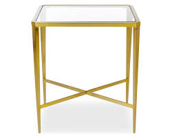 Gold Side Table Made To Order Furniture Venezia Gold Side Table