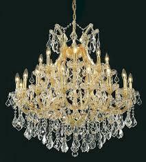 elegant lighting 2800d36 maria theresa dining room elgt 2800d36