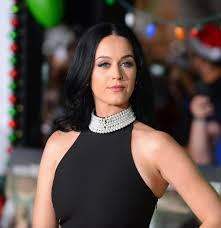 katy perry at office christmas party premiere in westwood