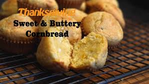 Muffins For Thanksgiving She S Got Flavor Thanksgiving Sweet Buttery Cornbread Muffins