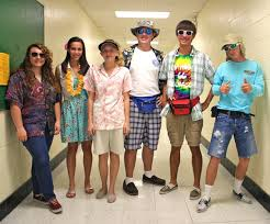 tacky tourist day gulf high school