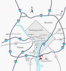 national harbor map washington dc metro map national harbor at maps
