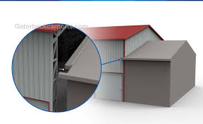 carport plans attached to house gatorback carports u2013 design metal building