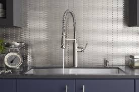 kohler kitchen faucet top choosing a kitchen faucet is similar to choosing a husband