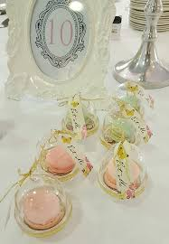 macaron wedding favors a bonnie wee cake wedding favours fife scotland