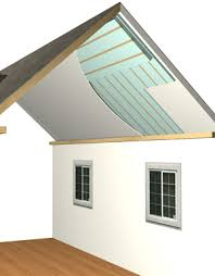 Insulating Vaulted Ceilings by Ceiling And Floor Technology