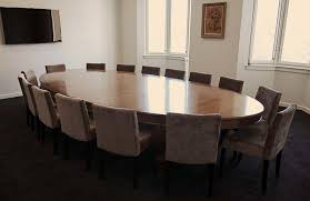 Timber Boardroom Table Boardroom Table Custom Made In Timber Original Finish