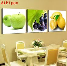 Kitchen Apples Home Decor Compare Prices On Painting Oranges Online Shopping Buy Low Price